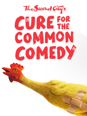 Cure for the Common Comedy Poster