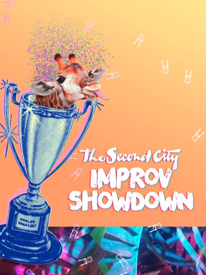 Improv Showdown Poster