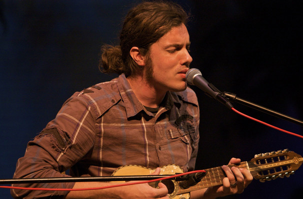 Josh Garrels, Manchester Music Hall, Lexington