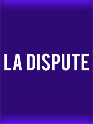 La Dispute at Belasco Theater