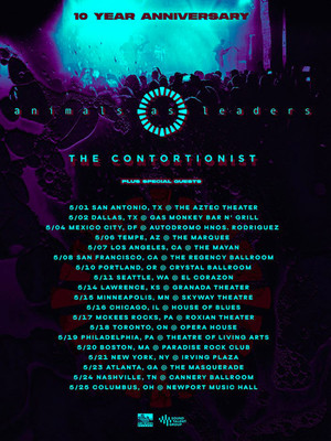 Animals As Leaders at Skyway Theater