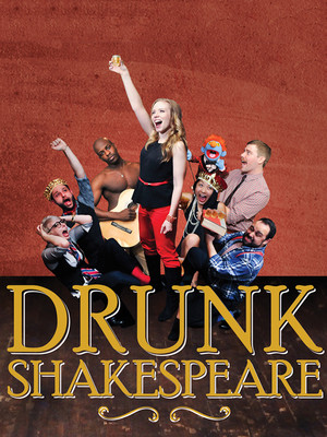 Drunk Shakespeare Poster