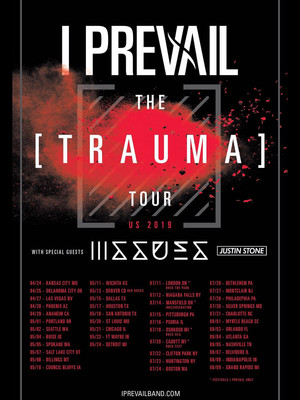 I Prevail at House of Blues