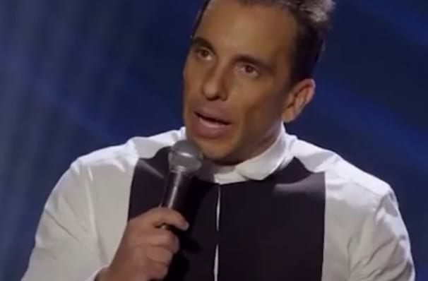 Just one chance to see Sebastian Maniscalco