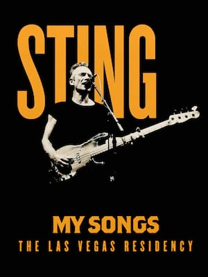 Sting, The Colosseum at Caesars, Las Vegas