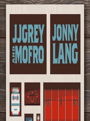Jonny Lang with JJ Grey and Mofro Poster