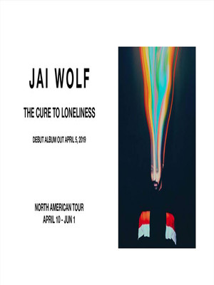 Jai Wolf at Vinyl Music Hall