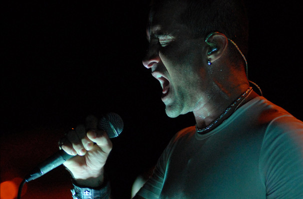 Scott Stapp, Manchester Music Hall, Lexington