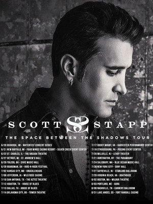 Scott Stapp at Palace Theatre
