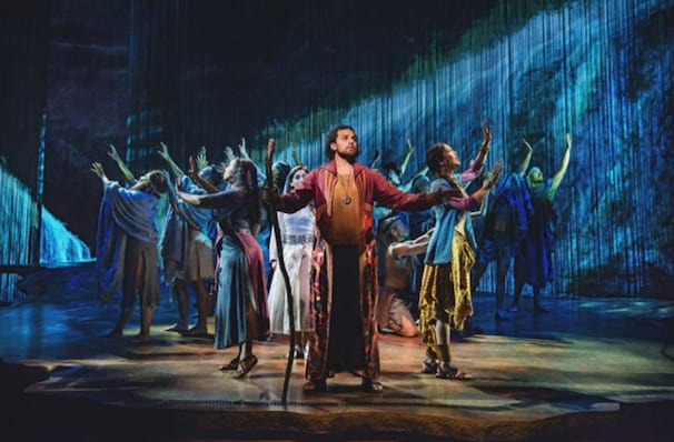 The Prince of Egypt Extends at the Dominion Theatre
