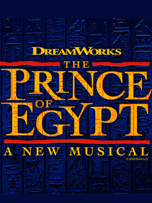 The Prince of Egypt at Dominion Theatre