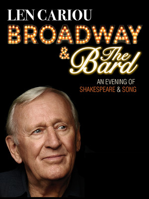 Broadway and The Bard Poster