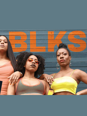 BLKS at Newman Mills Theater