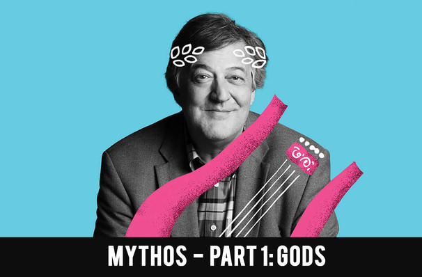 Stephen Frys Mythos Part 1 Gods, London Palladium, London
