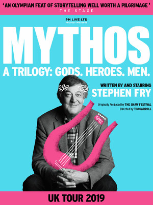 Stephen Fry's Mythos - Part 1: Gods Poster