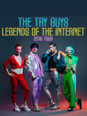 The Try Guys, Beacon Theater, New York