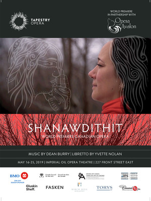 Shanawdithit at Imperial Oil Opera Theatre