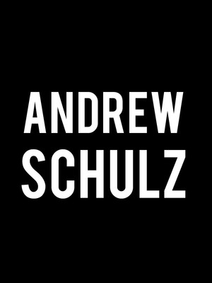 Andrew Schulz at Neptune Theater
