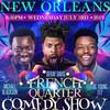 French Quarter Comedy Fest, Saenger Theatre, New Orleans
