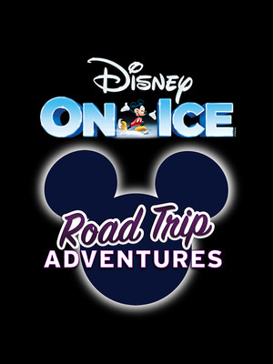 Disney On Ice: Road Trip Adventures Poster