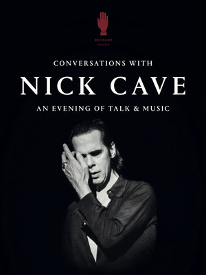Conversations with Nick Cave, Andrew Jackson Hall, Nashville