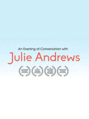 Julie Andrews at Van Wezel Performing Arts Hall