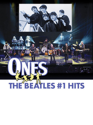 Ones - The Beatles No.1 Hits Poster