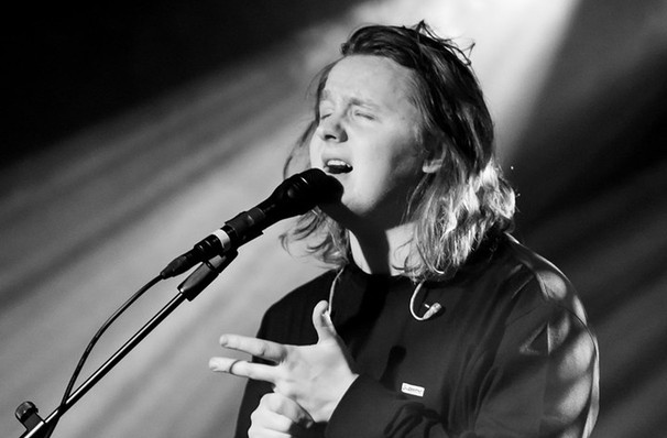 Dates announced for Lewis Capaldi