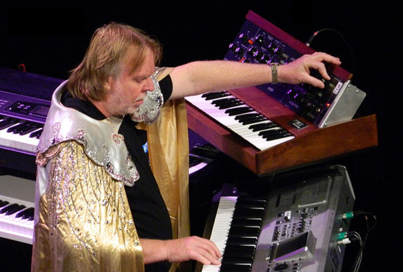 Rick Wakeman, Palace Theatre, Pittsburgh