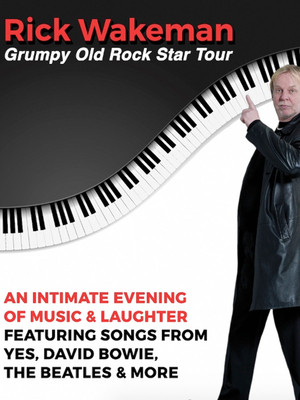 Rick Wakeman at Danforth Music Hall