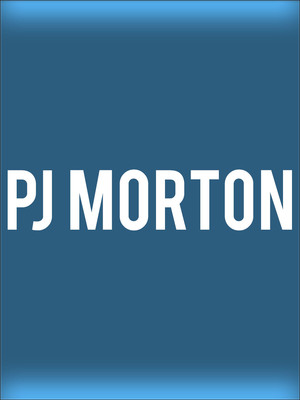 PJ Morton at Theatre Of The Living Arts