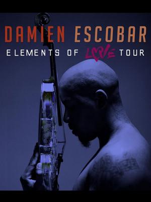 Aretha Jazz Series: Damien Escobar Poster