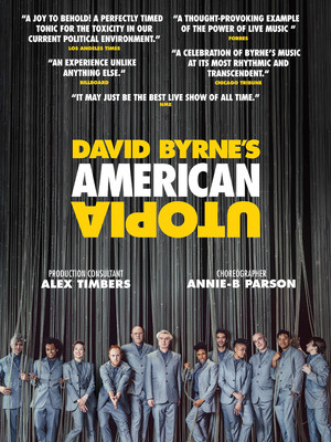 David Byrne's American Utopia at Emerson Colonial Theater