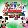 Disney Junior Holiday Party, Andrew Jackson Hall, Nashville