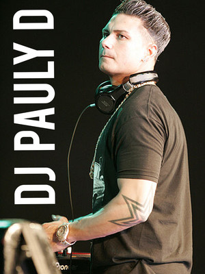 DJ Pauly D at The Rave