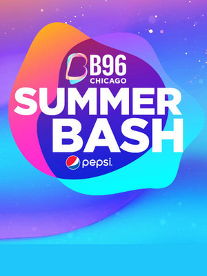 B96 Pepsi Summer Bash - 5 Seconds of Summer, Why Don't We, Bazzi, CNCO, Ally Brooke Poster