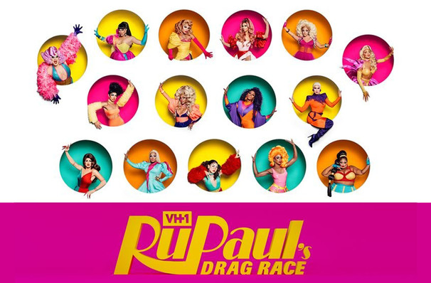 RuPauls Drag Race, Theatre Olympia, Montreal