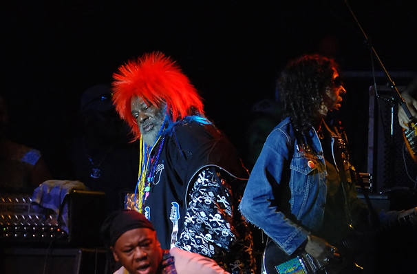 George Clinton and Parliament Funkadelic, Celebrity Theatre, Phoenix