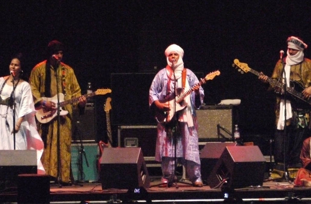 Tinariwen, Canton Hall, Dallas