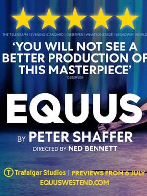 Equus at Trafalgar Studios 1