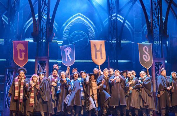 Harry Potter and the Cursed Child, Ed Mirvish Theatre, Toronto