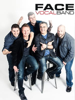 Face Vocal Band Poster