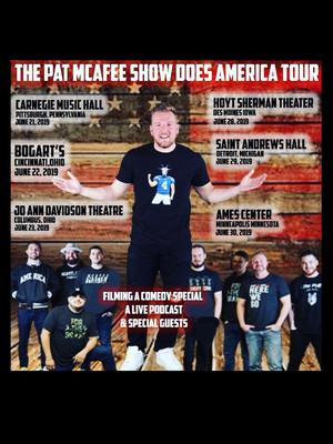 Pat McAfee Poster