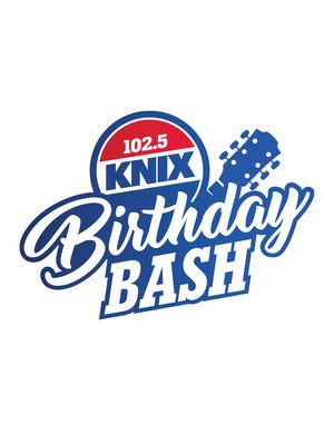 KNIX Anniversary Show: Tim McGraw, Jon Pardi, Midland Poster