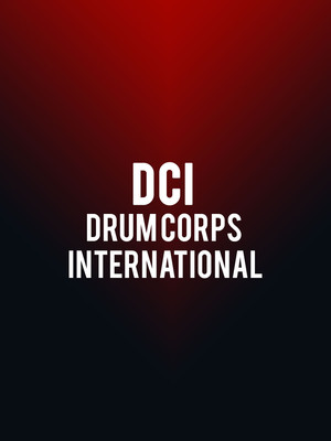 DCI - Drum Corps International Poster