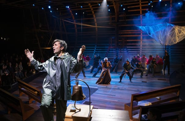 Moby Dick, American Repertory Theater, Boston