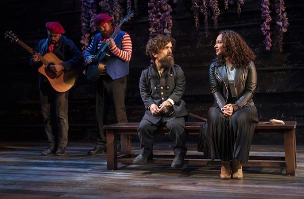 Cyrano, Daryl Roth Theater, New York