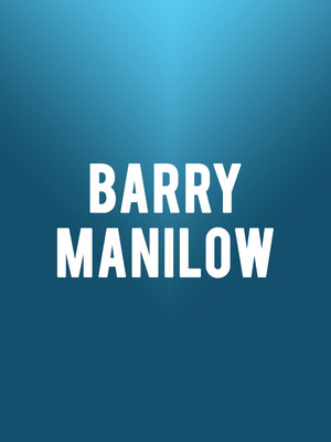 Barry Manilow on Broadway at Lunt Fontanne Theater