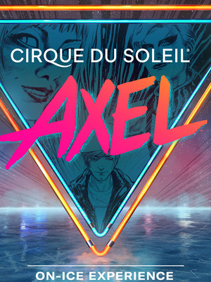 Cirque du Soleil AXEL, Bon Secours Wellness Arena, Greenville