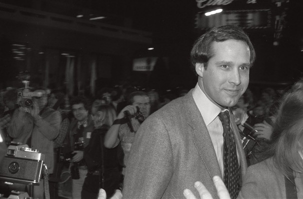 Chevy Chase, Landmark Theatre, Syracuse